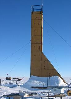 Lake Vostok Drill Tower